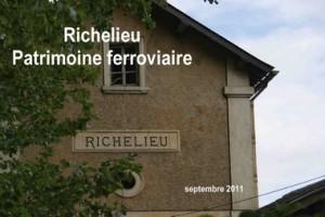 richelieu - patrimoine ferroviaire 2011