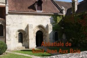 abbatiale de saint-jean-aux-bois