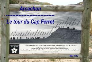 Cap-Ferret 2012