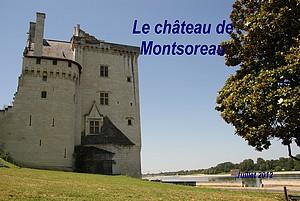 Chateau de Montsoreau
