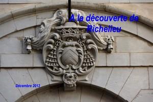 Découverte de Richelieu