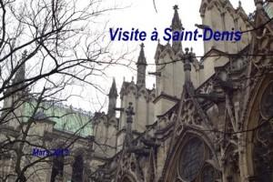 Visite à Saint-Denis