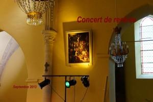 2013-09-22 Concert de rentree