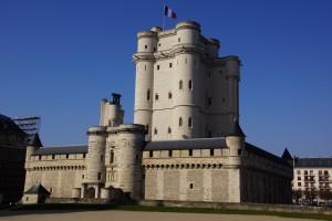 Le chateau de Vincennes
