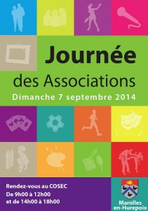 Journee des Associations 2014