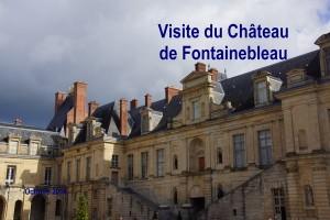 2014-10-11 Visite à Fontainebleau