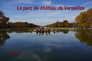 2015-10-30 Le parc du chateau de Versailles