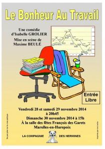 La Compagnie des Hermines 2014