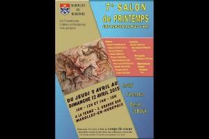 Le Salon de Printemps 2015