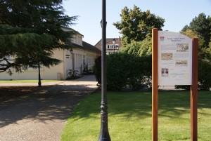 Panneau Mairie