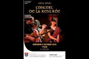 2016-10-09 Concert de rentrée