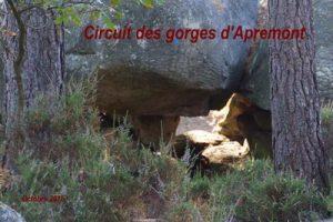 2016-10-09 Les gorges d'Apremont