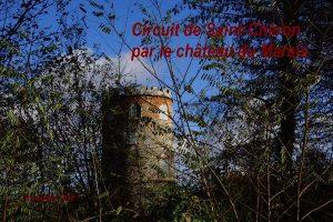 2016-11-18 St-Chéron par le château du Marais