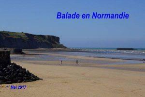 2017-05-09 Balade en Normandie