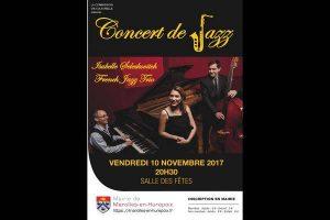 Concert de jazz 2017
