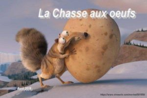 2018-04-02 Chasse aux oeufs