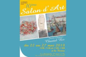 Le Salon d'Art 2018