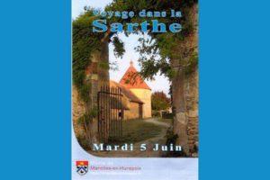 2018-06-05 Balade en Pays Sarthois