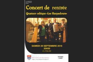 2018-09-29 Concert de Rentrée
