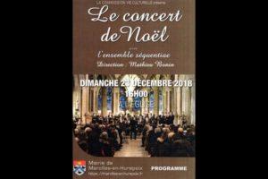 2018-12-23 Concert de Noel